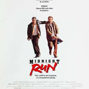 Midnight Run is listed (or ranked) 10 on the list The Best Robert De Niro Movies