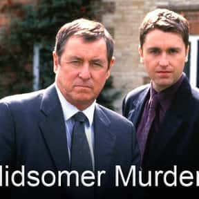 Midsomer Murders is listed (or ranked) 19 on the list The Greatest TV Shows About Senior Citizens