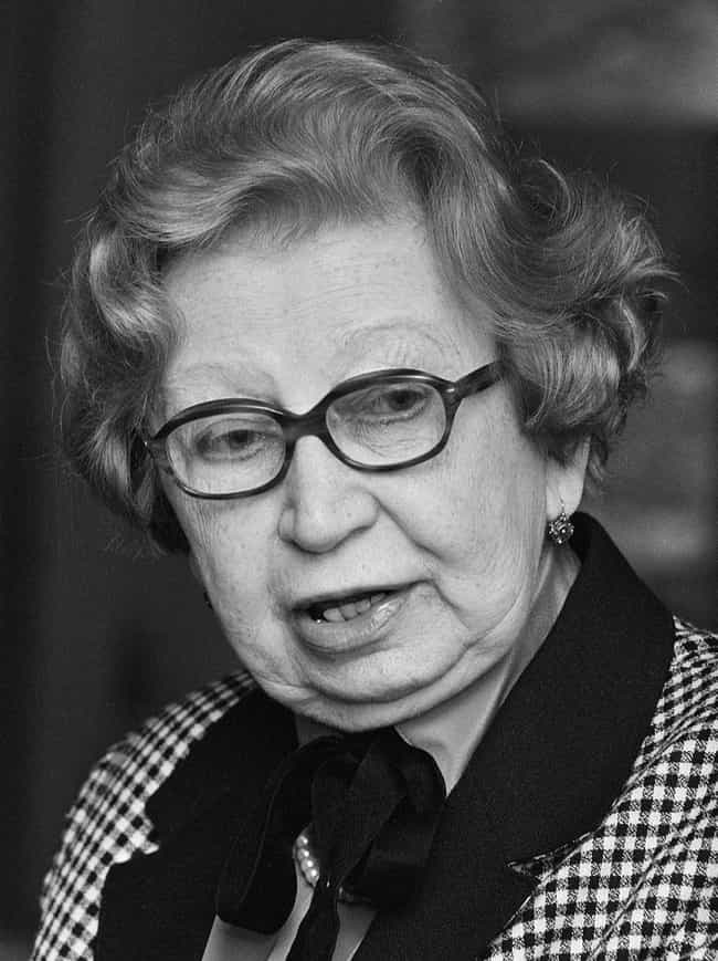 Miep Gies is listed (or ranked) 1 on the list 14 Fascinating Things Most People Don't Know About Anne Frank's Family