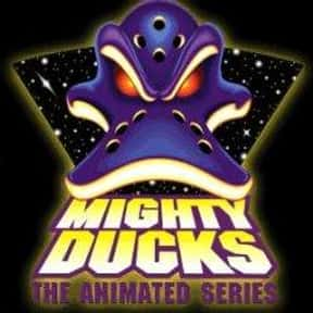 Mighty Ducks is listed (or ranked) 15 on the list The Best Bird Cartoons