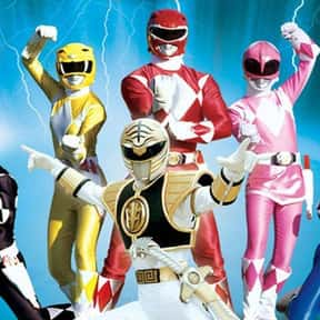 Mighty Morphin Power Rangers is listed (or ranked) 12 on the list The Best Superhero Movies of the '90s
