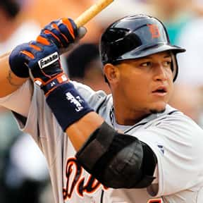 Miguel Cabrera is listed (or ranked) 10 on the list The Greatest Hispanic MLB Players Ever