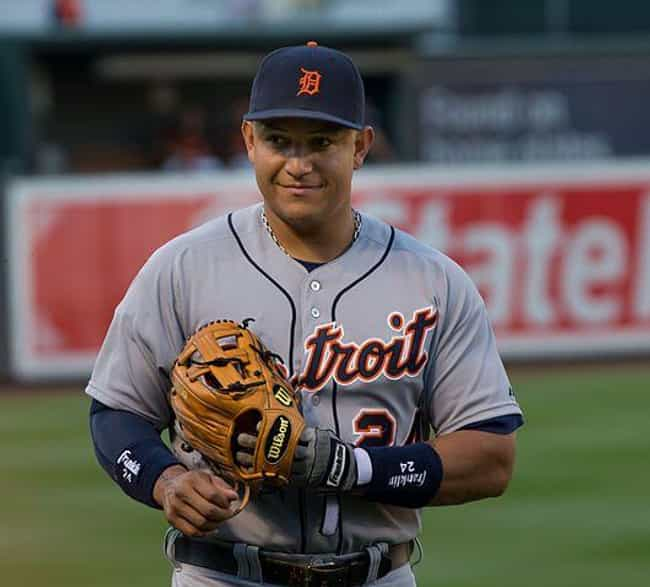 Miguel Cabrera is listed (or ranked) 7 on the list The Biggest Contracts in Baseball History