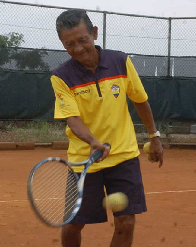 Miguel Olvera is listed (or ranked) 4 on the list The Best Tennis Players from Ecuador