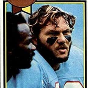 Mike Barber is listed (or ranked) 9 on the list The Best Tennessee Titans Tight Ends Of All Time