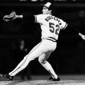 Mike Boddicker is listed (or ranked) 25 on the list The Greatest Baltimore Orioles of All Time