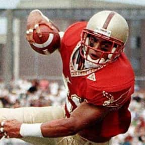 Mike Cloud is listed (or ranked) 5 on the list The Best Boston College Eagles Running Backs of All Time