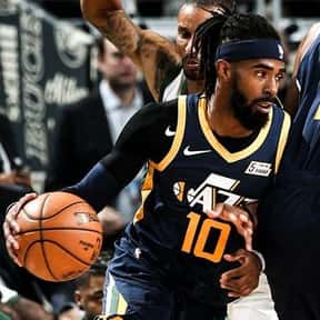 Mike Conley, Jr. is listed (or ranked) 4 on the list The Best NBA Players from Arkansas