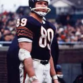 Mike Ditka is listed (or ranked) 8 on the list The Greatest Tight Ends Of All Time