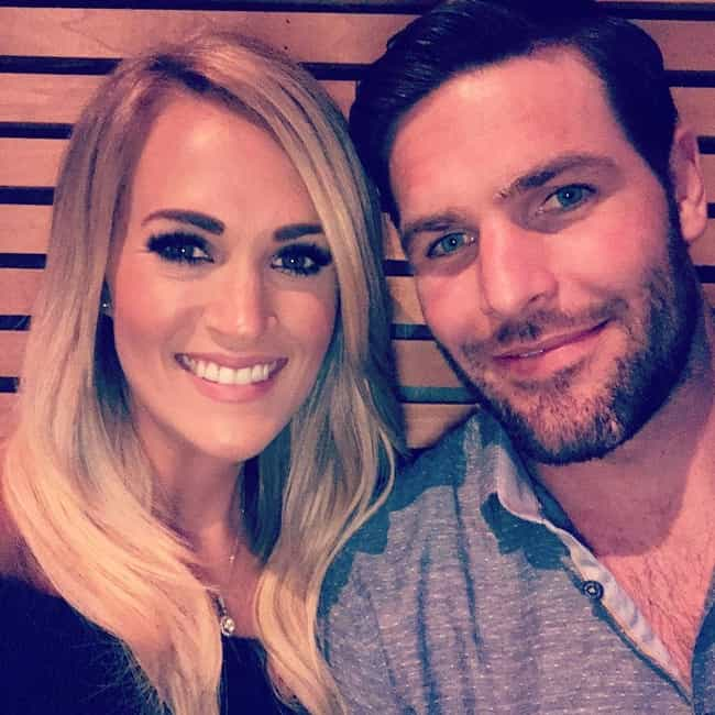 Mike Fisher is listed (or ranked) 1 on the list Carrie Underwood's Loves & Hookups
