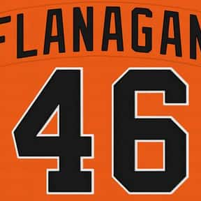 Mike Flanagan is listed (or ranked) 16 on the list The Greatest Baltimore Orioles of All Time