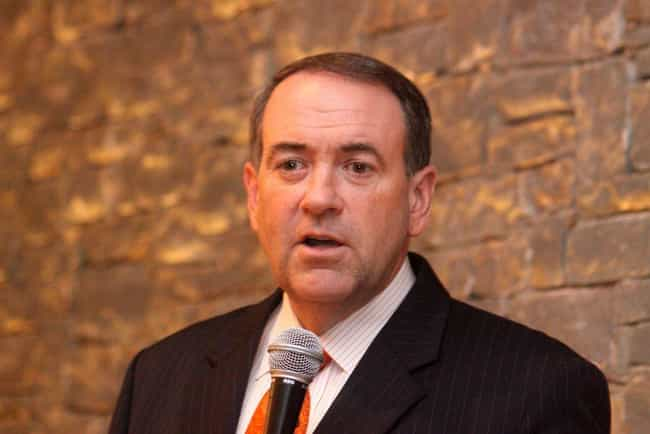 Mike Huckabee is listed (or ranked) 4 on the list The Most Anti-Gay US Politicians