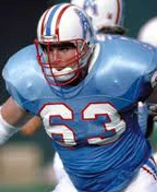 Mike Munchak is listed (or ranked) 4 on the list The Greatest Houston Oilers of All Time
