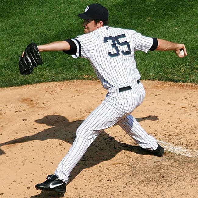 Mike Mussina is listed (or ranked) 4 on the list The Best Athletes Who Wore #35