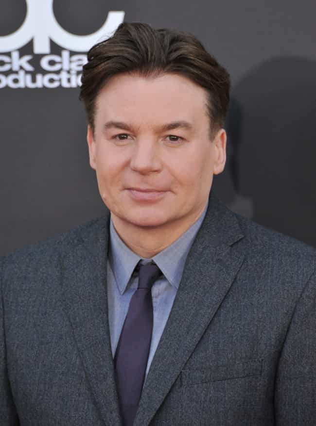 Mike Myers is listed (or ranked) 2 on the list 13 Celebrities Who Play 'Dungeons & Dragons'