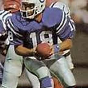 Mike Pagel is listed (or ranked) 10 on the list The Best Indianapolis Colts Quarterbacks of All Time