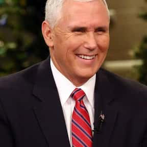 Mike Pence is listed (or ranked) 1 on the list The Current Presidential Line of Succession