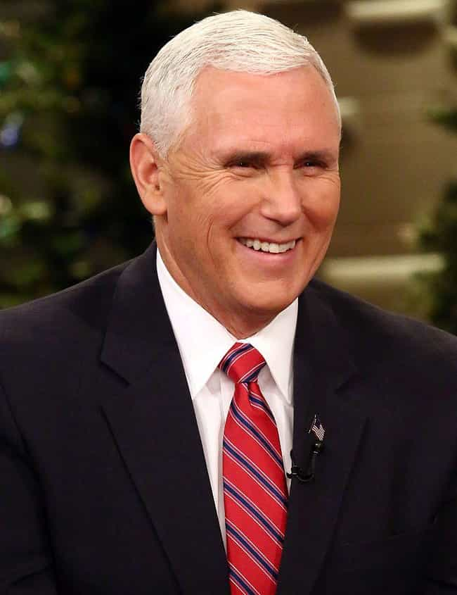 Mike Pence is listed (or ranked) 4 on the list The Most Anti-Gay US Politicians