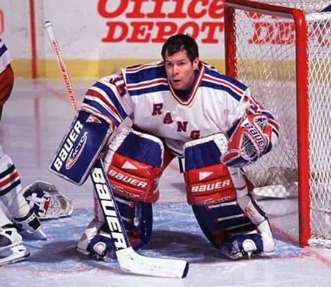 Mike Richter is listed (or ranked) 3 on the list 10 Celebrities Who Have Done the Ironman