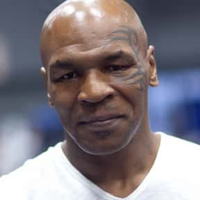 Mike Tyson is listed (or ranked) 7 on the list The Most Influential Athletes Of All Time