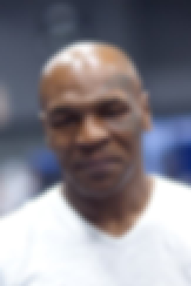 Mike Tyson is listed (or ranked) 8 on the list Famous People with Stupid Tattoos