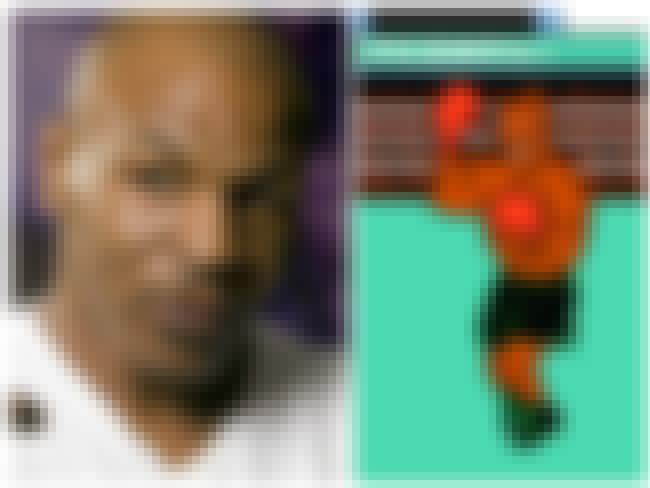 Mike Tyson is listed (or ranked) 2 on the list Celebrities Who Appeared In Video Games