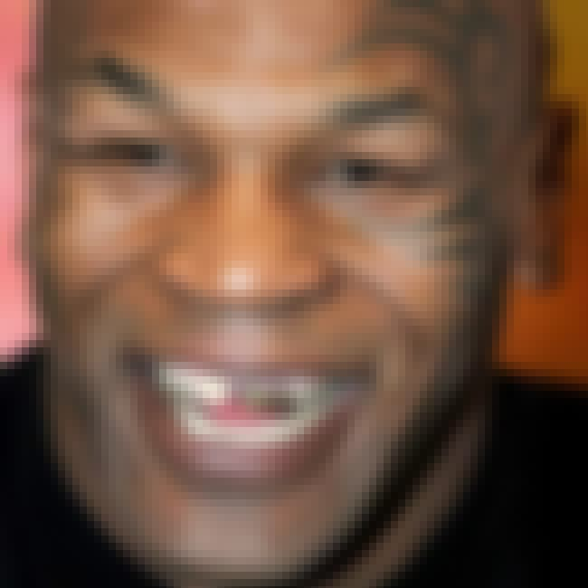 Mike Tyson is listed (or ranked) 3 on the list 20 Famous People with Lisps