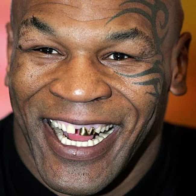 Mike Tyson is listed (or ranked) 3 on the list Famous People With Lisps