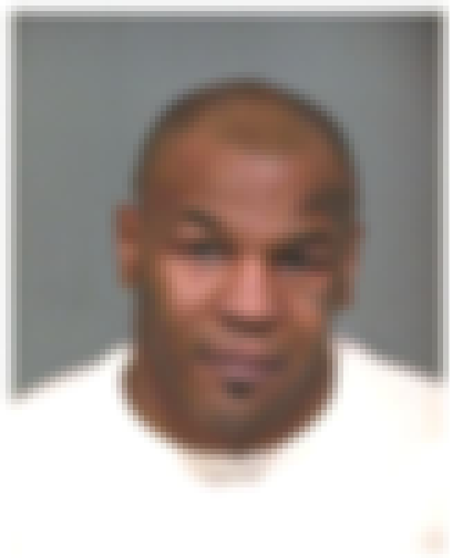 Mike Tyson is listed (or ranked) 1 on the list 80 Athletes Who Are Felons