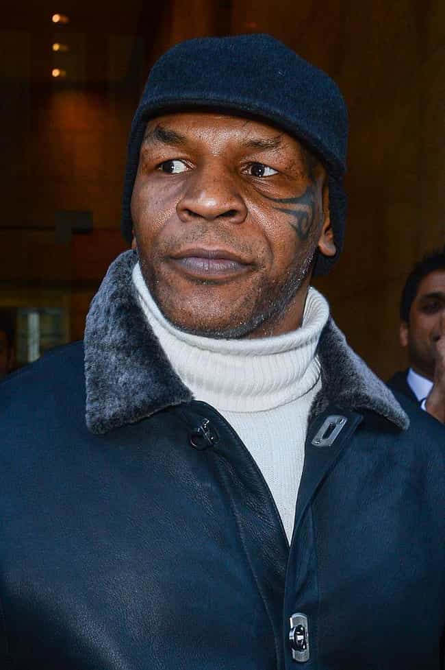 Mike Tyson is listed (or ranked) 4 on the list Celebrities Who Lost Children