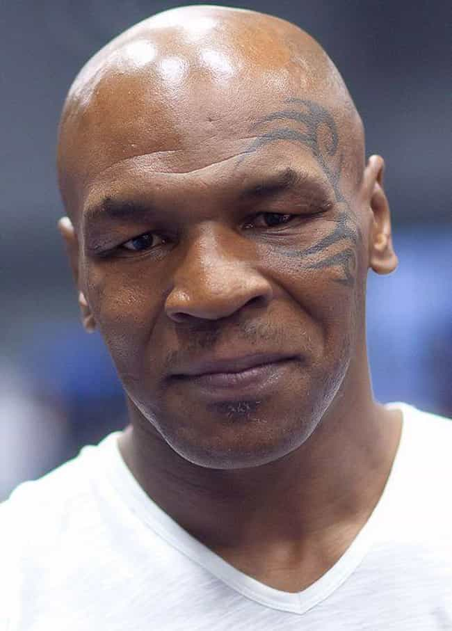 Mike Tyson is listed (or ranked) 2 on the list Famous People Who Converted To Islam