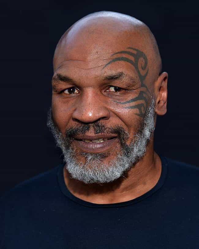 Mike Tyson is listed (or ranked) 4 on the list Celebrities with Crazy Hobbies