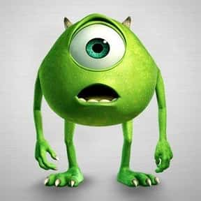 Mike Wazowski is listed (or ranked) 20 on the list The Best Female Anime Characters