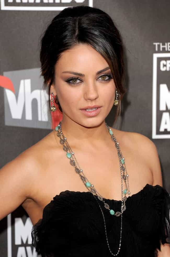 Mila Kunis is listed (or ranked) 1 on the list The 8 Most Frivolous Lawsuits Against Celebrities