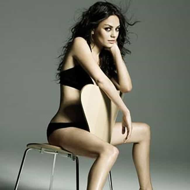Mila Kunis is listed (or ranked) 1 on the list Yes Dear... (Women That Would Have Me Totally Whipped)