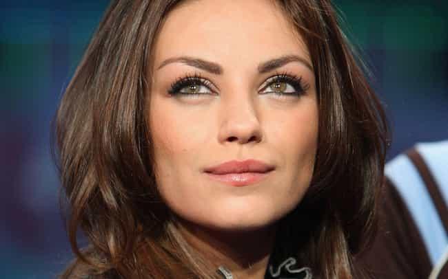 More Pics Of Mila Kunis Smoky Eyes 5 9 Lookbook Stylebistro