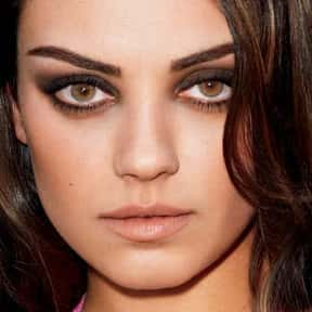 Mila Kunis is listed (or ranked) 21 on the list The Most Beautiful Women of All Time