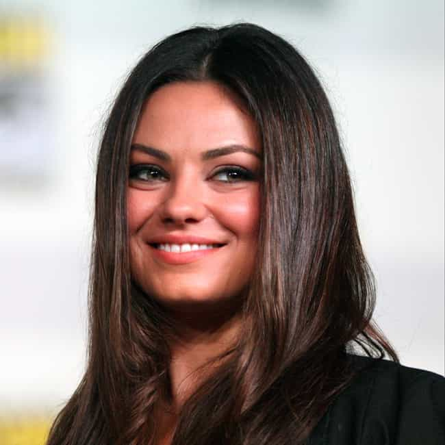 Mila Kunis is listed (or ranked) 2 on the list Famous Descendants of Holocaust Survivors