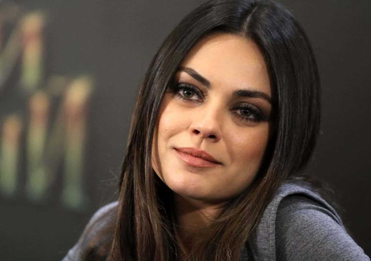 Mila Kunis is listed (or ranked) 2 on the list Celebrities Who Used to Dance