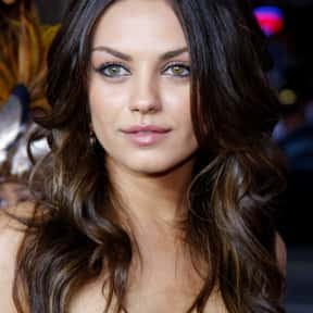Mila Kunis is listed (or ranked) 21 on the list The Best American Actresses Working Today