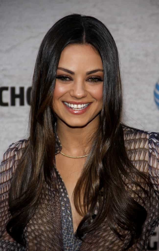 Mila Kunis is listed (or ranked) 2 on the list 31 Celebrities Who Did Ballet