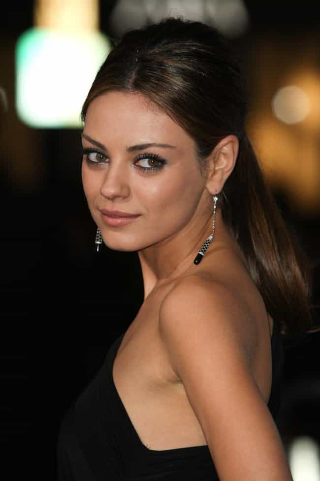 Mila Kunis is listed (or ranked) 3 on the list American Celebrities Who Grew Up Abroad