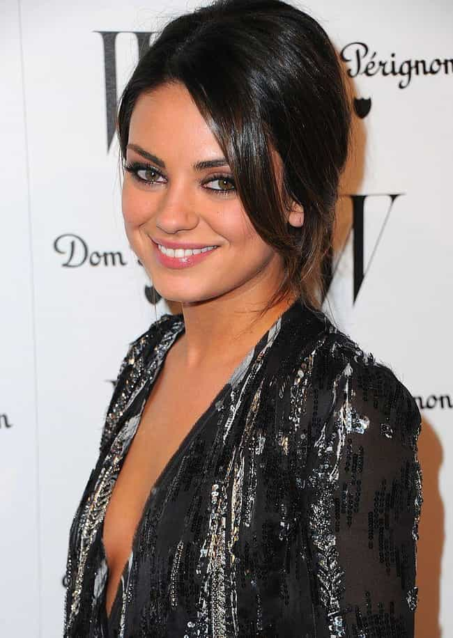 Mila Kunis is listed (or ranked) 1 on the list Celebrities Who Live In West Hollywood