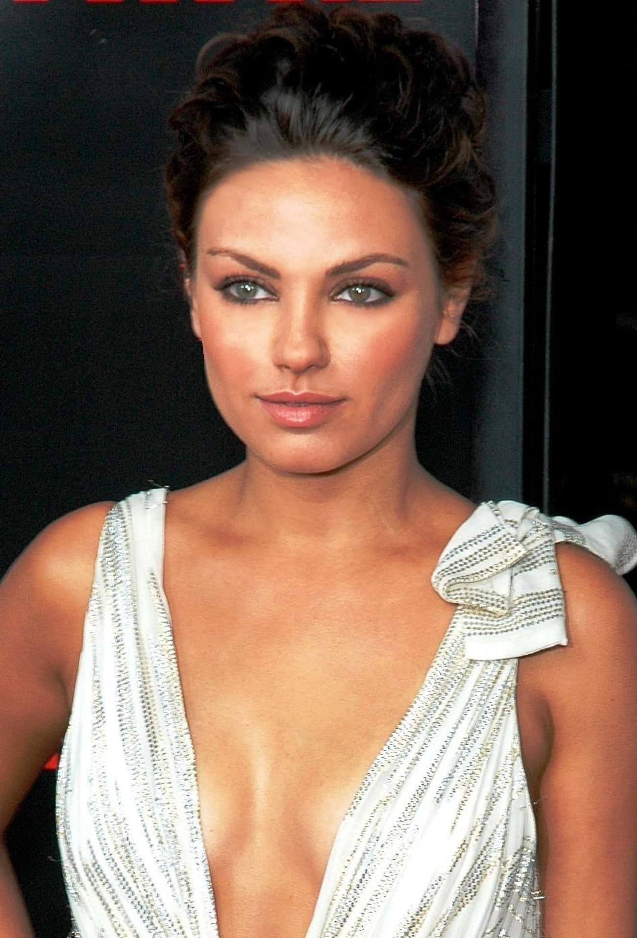 Mila Kunis is listed (or ranked) 3 on the list 20 Famous ESTPs