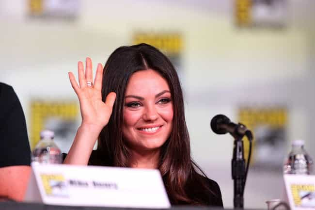 Mila Kunis is listed (or ranked) 2 on the list 20 Celebrities Who Did Ballet