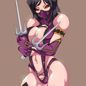 Mileena is listed (or ranked) 13 on the list The Hottest Video Game Vixens of All Time