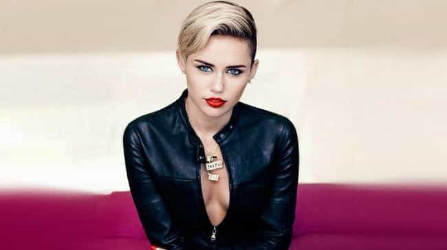 Miley Cyrus is listed (or ranked) 4 on the list Singers & Musicians Who Are Bisexual