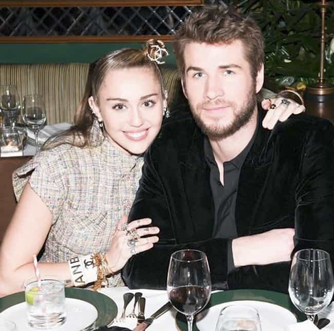 Miley Cyrus is listed (or ranked) 1 on the list Everybody Who Has Dated The Hemsworth Brothers