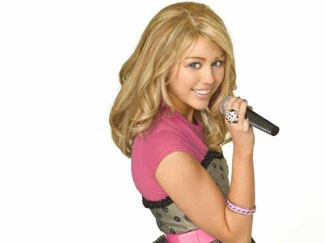 Miley Cyrus is listed (or ranked) 4 on the list 34 Celebrities Who Started Out on Kids Shows