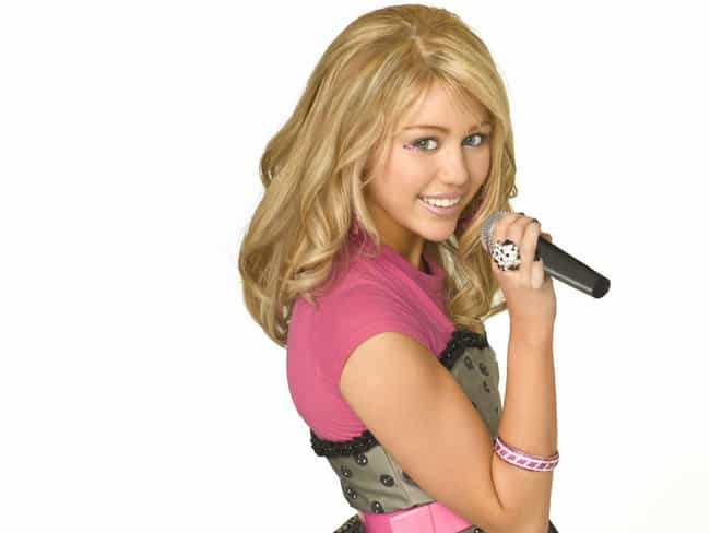 Miley Cyrus is listed (or ranked) 4 on the list 35 Celebrities Who Started Out on Kids Shows